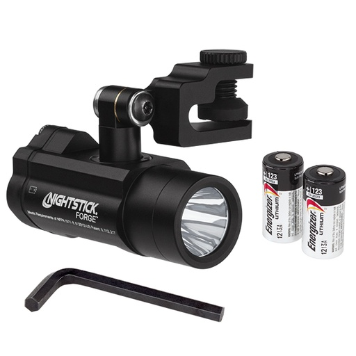 [710005035] Bayco Nightstick FORGE NSP-4640B Helmet-Mounted Multi-Function Flashlight