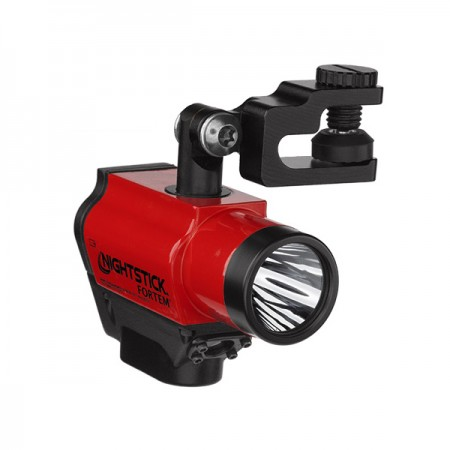 [710003198] Bayco Nightstick Intrinsically Safe XPP-5466R Helmet Mount Dual-Light Flashlight