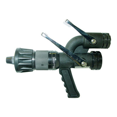 [710004837] Williams Adjustable Flow Hydro-Chem Hand-line Nozzle