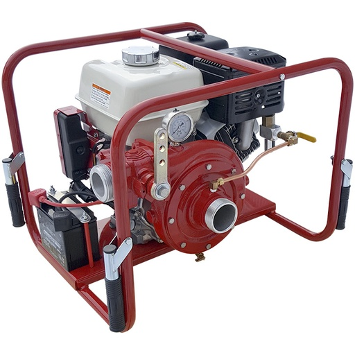 [485025050 (PFP-11hpHND-EM)] Fire Pump 11hp HV - Electric & Manual Start - CET