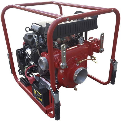 [485030205 (PFP-20HPHND-2D)] Fire Pump 20hp High Volume - dual outlet  - CET