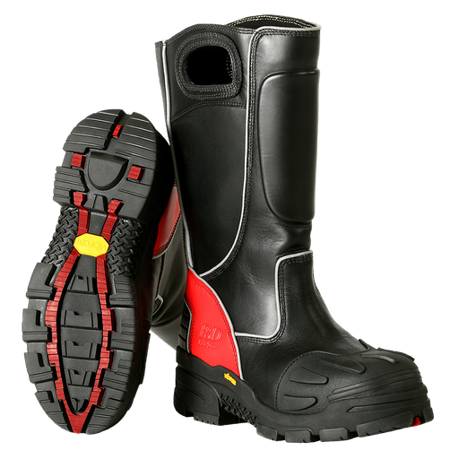Fire-Dex FDX100 Leather Firefighter Boots *Sale*