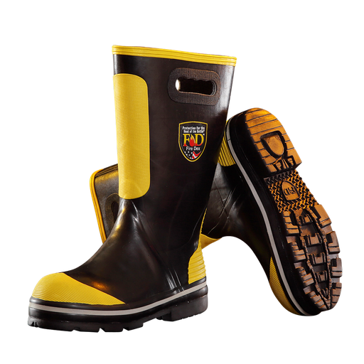 Fire-Dex Rubber Firefighter Boots