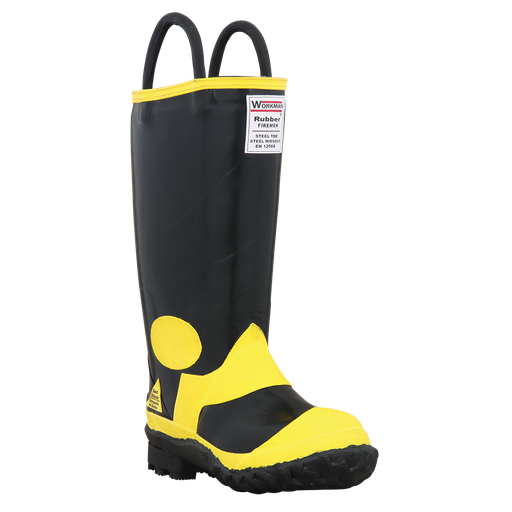 Frontier Rubber Fire Boots