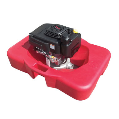 [590003828] Fire Pump 6hp Floating