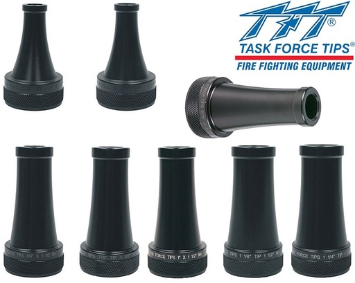 TFT Smooth Bore Tips (Long) 38mm NPSH