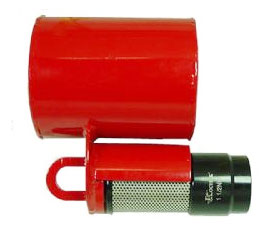 "Floating Strainer 38mm (1.5"") with Poppet Style Foot Valve"