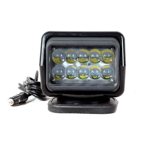 [590002134] Frontier Emergency Vehicle LED Remote Control Search Light