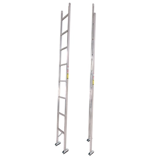 Duo-Safety Folding Ladder