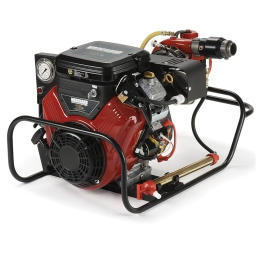[710003262] Wick 4200 Fire Forestry Pump, 18hp, 4-stroke (tubular frame)