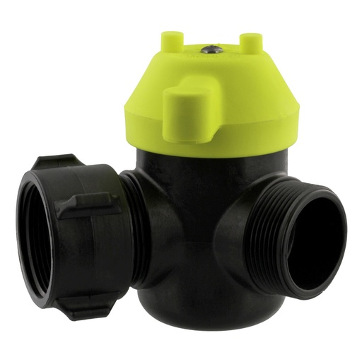 Scotty Plastic 3-Way Valve