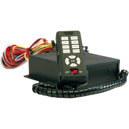 [710002025] Frontier Electronic Siren Remote Controller