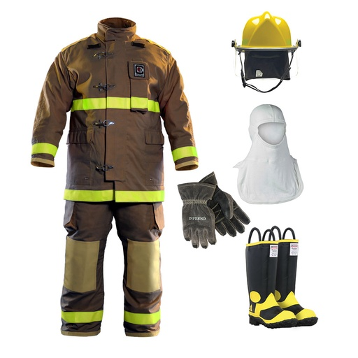 [710002074] FXC Standard Volunteer 1 Head to Toe Package