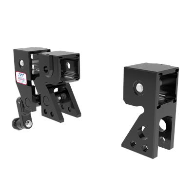 TFT Hemisphere Monitor Mount Components