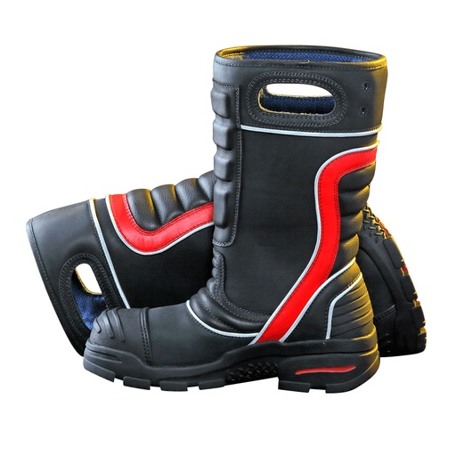 Fire-Dex FDX200 Leather Firefighter Boots