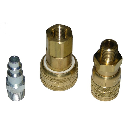 Air gun Ajax Couplers/Connectors - for 711 & 811 kits