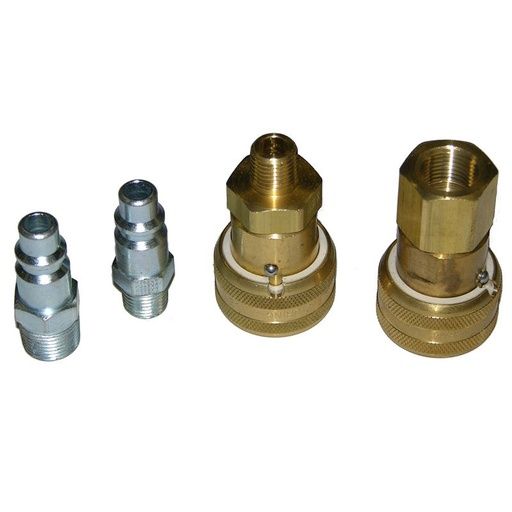 Ajax Couplers/Connectors - for 911 kit