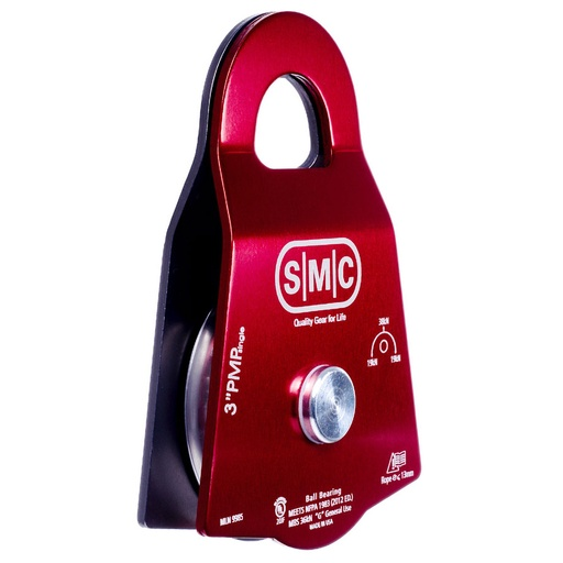 SMC Prusik Minding Pulley, NFPA - PMI