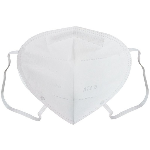[710005371] KN95 Anti-Bacterial Mask w/o Valve (Box of 40)