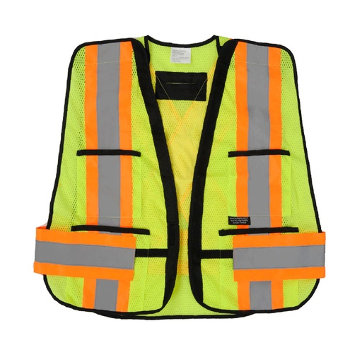 [563010090] Traffic Safety Vest