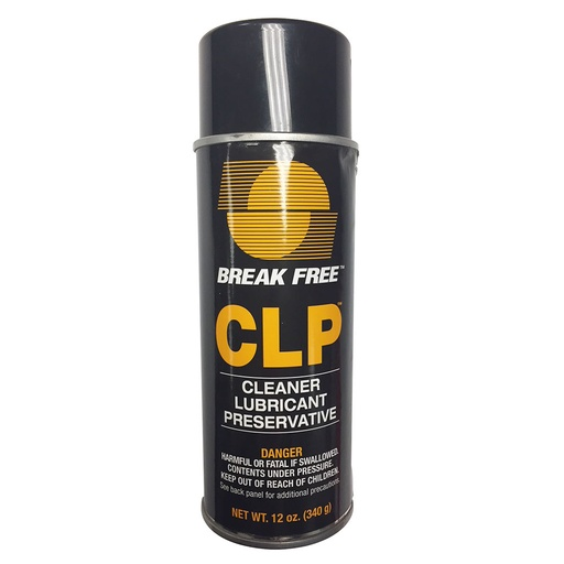 Break-Free Lubricant Aerosol