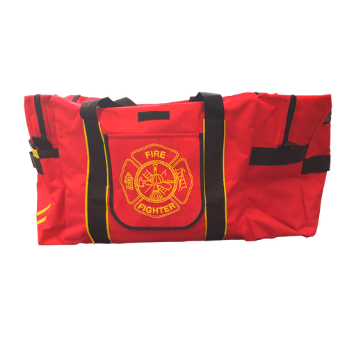 [590005071] Firefighter Gear Bag - Red