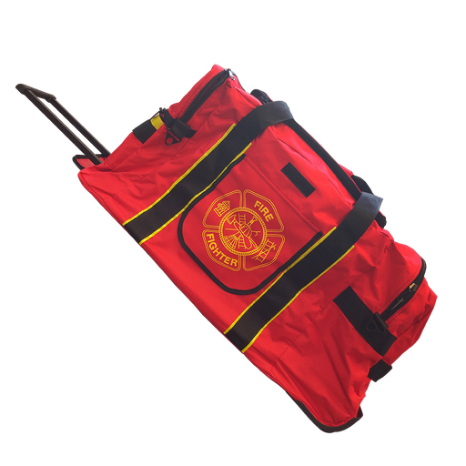 [590005069] Firefighter Gear Bag Wheeled