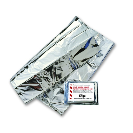 [710004983] Disposable Emergency Warming Blanket