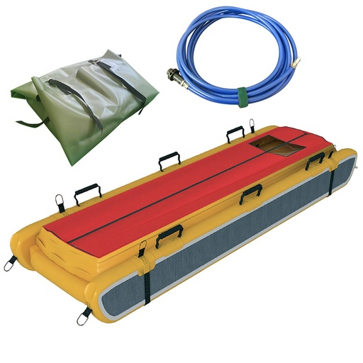 [710004956] Inflatable Rescue Stretcher