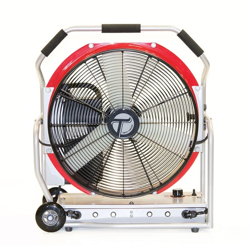 "[590004938] Tempest Tech Series VS-1 18"" (45cm) Battery Powered Fan"