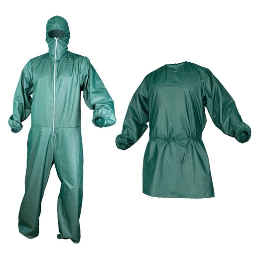 Fire-dex Re-Useable Isolation Garment