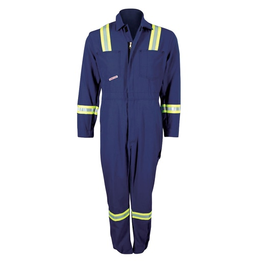 Reynolds Nomex IIIA 6oz Coveralls - Navy Blue