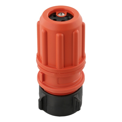 "[6062] Scotty Revolver Multi-flow Nozzle 3-6-9-12 gpm - 38mm (1.5"") NHT - Orange"