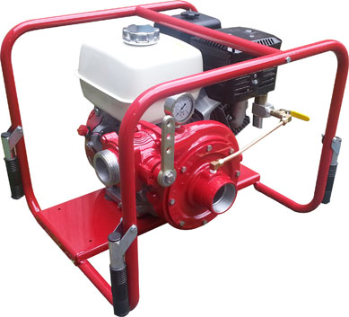 [485025055 (PFP-11hpHND-M)] Fire Pump 11hp HV - Manual Start - CET