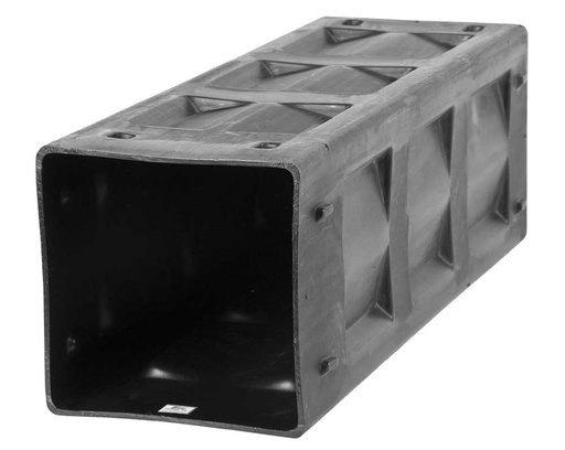 [590004953] Plastic Air Cylinder Rack - Black