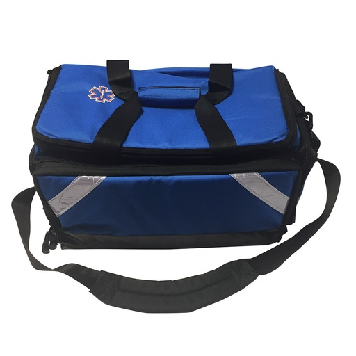 [P-6174] Trauma Bag - Elite, Blue