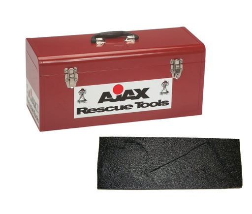 "[541025120] Ajax Steel Kit Box 20"" w/ Liner"