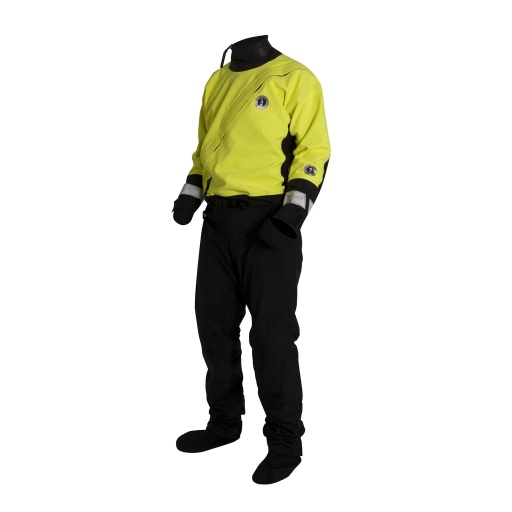 [P-6708  MSD576] Mustang Water Rescue Dry Suit