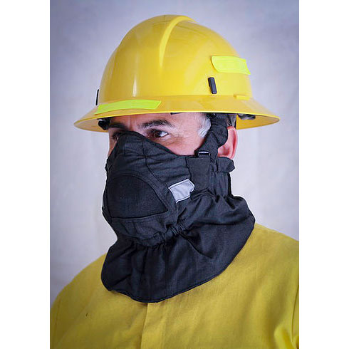 [563540110] Hot Shield HS-2 Wildland Firefighter Face Mask