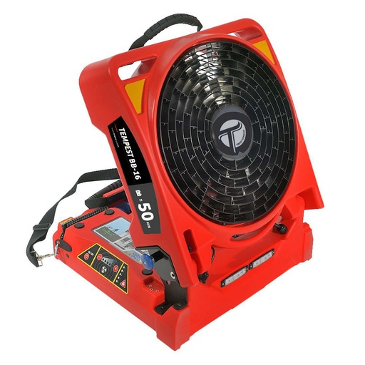 Leader BB-16 Battery Powered PPV Fan