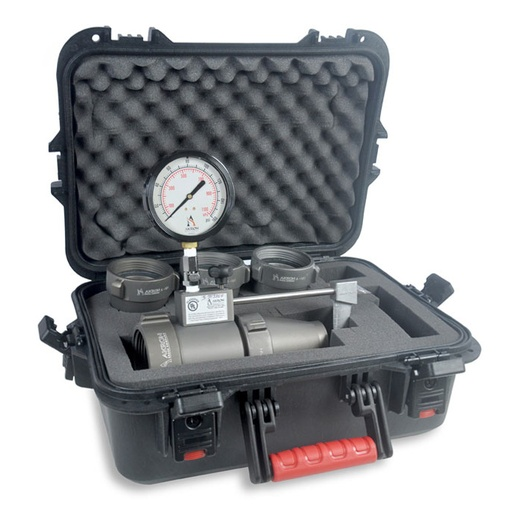 Akron Apparatus Test Kit