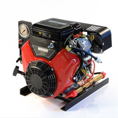 [P-6937] Wick 4200 Fire Forestry Pump, 18hp, 4-stroke, channel mount