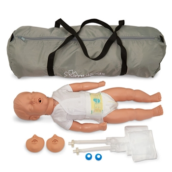 [P-7110] Rescue Kevin (Infant) CPR Manikin - 5 lbs