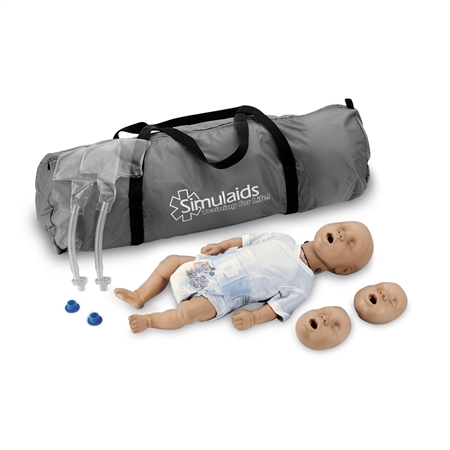 [P-7111] Rescue Kim (New Born) CPR Manikin - 4 lbs