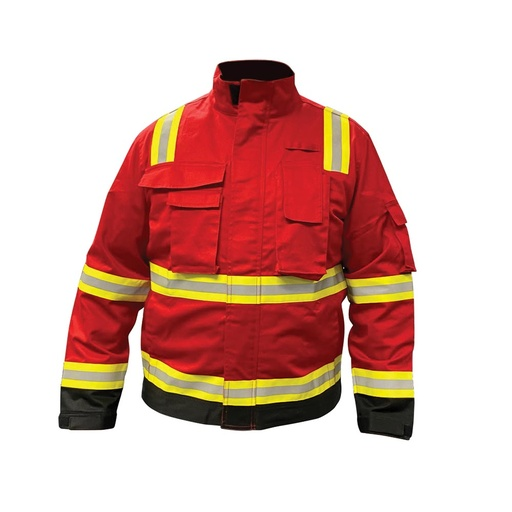 Coverall 2pc FR 9oz. Jacket