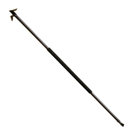 Pike Pole - NY Roof Hook - w/ chisel end - FireHooks