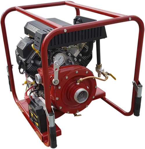 [P-7470] Fire Pump 20hp Pressure and Volume  - CET