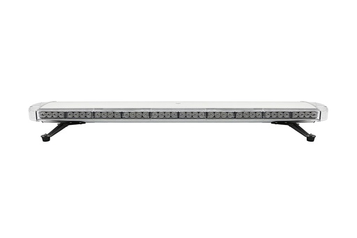 "[P-7616] Frontier Red LED 48"" Light Bar w/take down & alley lights"