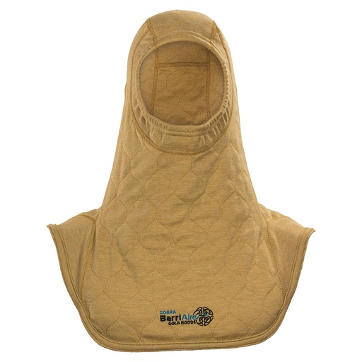 [710002610] COBRA BarriAire Gold Hood